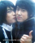 sweet kiss aa~n so cute