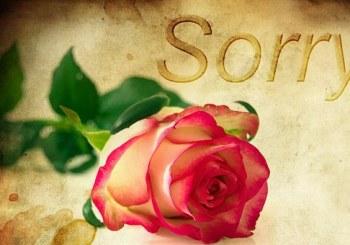 Gaining Forgiveness