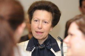 The Princess Royal visit to Southend University