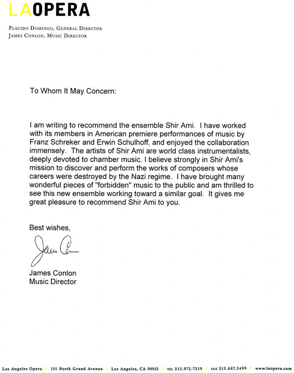 child care letter of recommendation template - Mahre ...