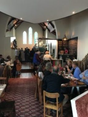 Dining Room-Anglican Church