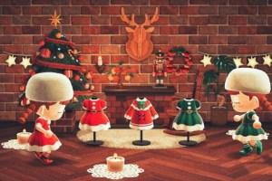 あつ森クリスマス