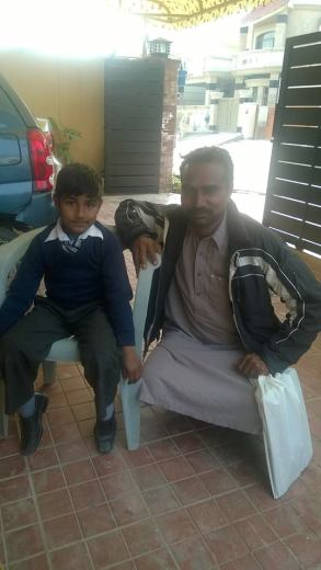 Dastagir and son