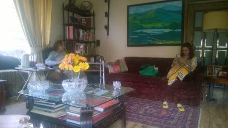 mum and nadiya