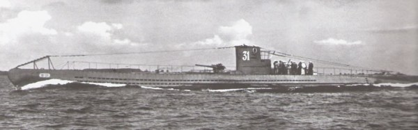 Carl LaVO German submarine lost in action over a century