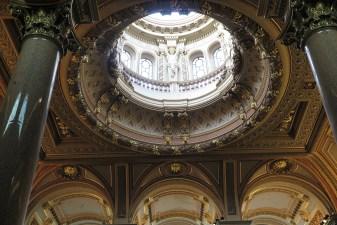 Ornate Fitzwilliam ceiling