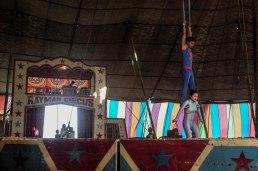 At the circus, Amritsar