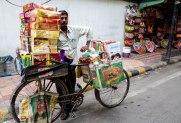 Delhi Incense Man
