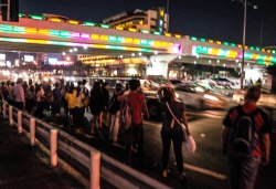 Manila will approximately have 500,000 more cars on the road by 2020.