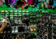 Pasay thrift store. February 2016
