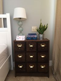 DIY Card Catalog from IKEA Rast  Shirley & Chris projects ...
