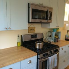 Ikea Kitchen Cupboards Oak Pantry Shirley & Chris Projects Blog