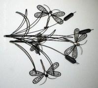Dragonfly Metal Wall Art - m711046 wall dragonfly pearl ...