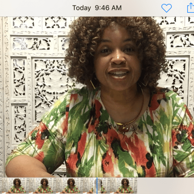 Videos by Shirley George Frazier. All rights reserved.