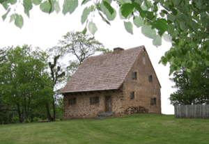 Hans Herr House