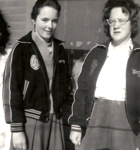 School jackets, 1965-66