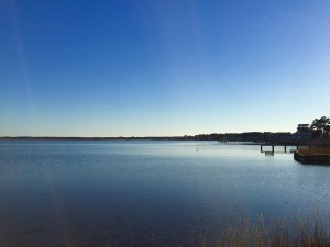 Oyster Bay, Chincoteague Island, Virginia