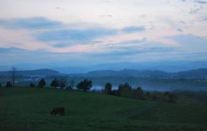 The Shenandoah Valley last Spring
