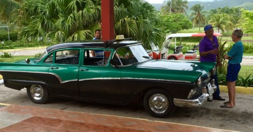 Taken the last day of our visit, Marea del Portillo, Cuba, by Don Warnick.