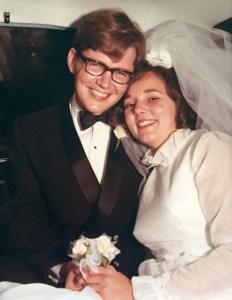 Reader, I married him.