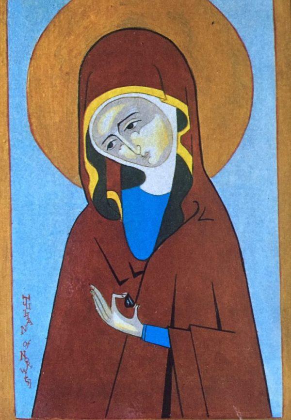 Mother Julian of Norwich (1342-1429)
