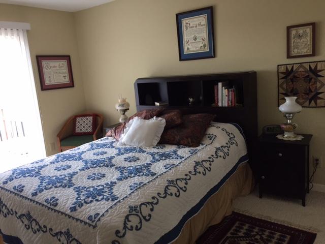 Mennonite heritage room