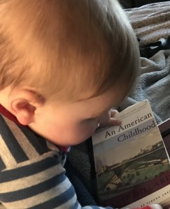 Lydia seems very interested in Annie Dillard also!