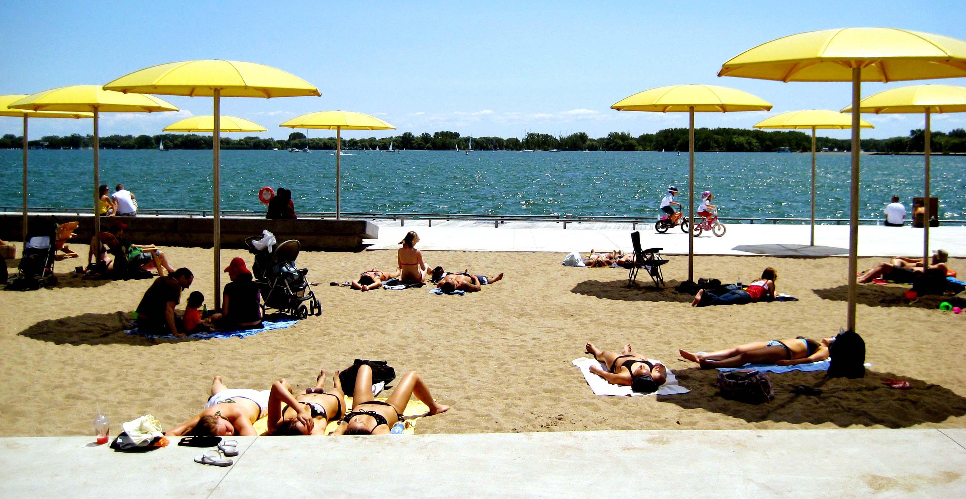 Toronto Urban Beach