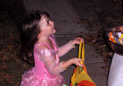 Trick or Treat, Halloween, Toronto