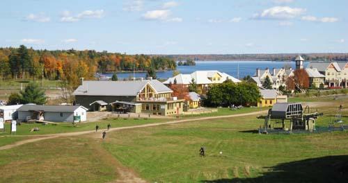 Calabogie Lake and Resort