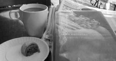 Coffee & Anna