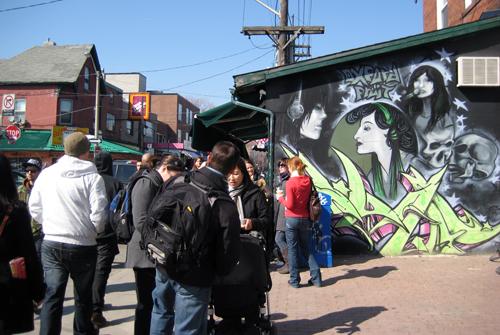 Kensington Market & its Art