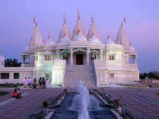 BAPS Shri Swaminarayan Mandir Hindu Temple