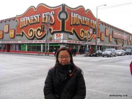 Annex - Honest Ed's