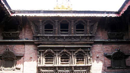 Kumari Ghar - Royal Kumari 的住所
