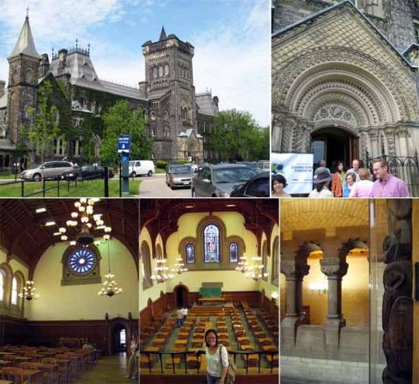 university College of University of Toronto (Doors Open Toronto)