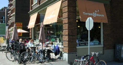 Wellington Village 内其中一件甜品店