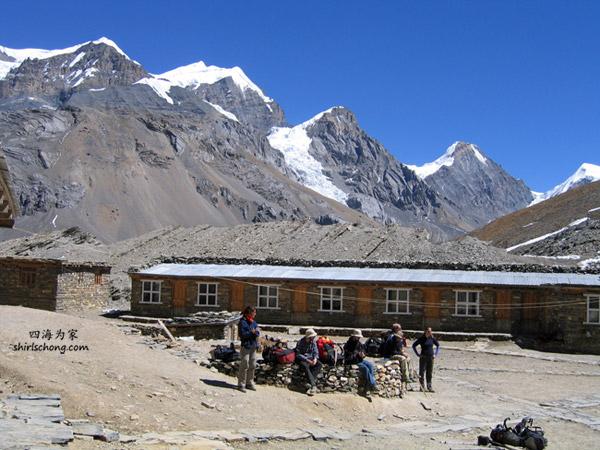 Annapurna Circuit Trek (photo by Ed, 2004)