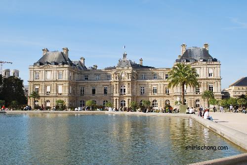 Jardin du Luxembourg, Paris 巴黎卢森堡公园