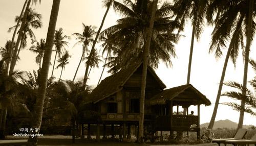 有一天,这些传统马来高脚屋会不会渐渐消失...