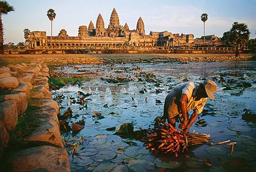 Angkar Wat, Cambodia
