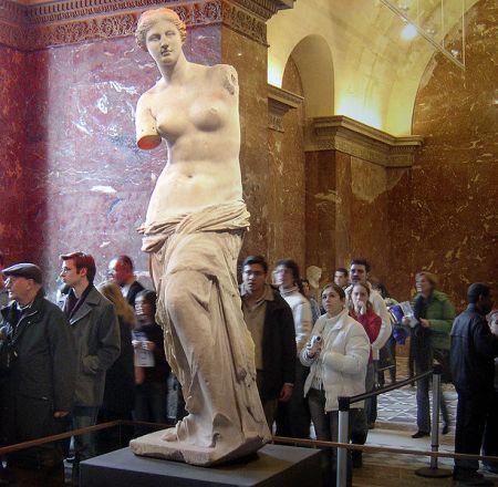 米洛的维纳斯 (Venus de Milo)