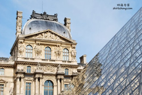 Louvre Museum (Paris, France)