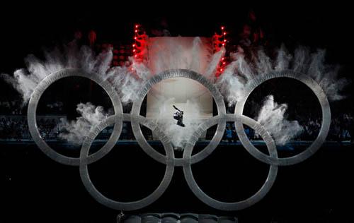 2010 Winter Olympics Opening Ceremony