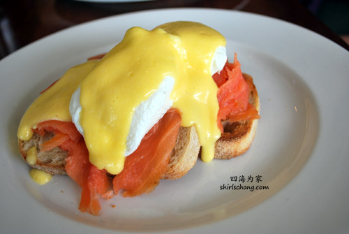 Breakfast at Apte Cafe, Melbourne, Australia