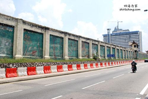 Pudu Jail, Kuala Lumpur, Malaysia
