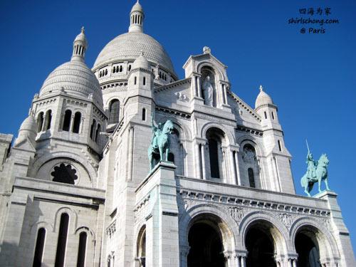 巴黎圣心堂 (Basilique du Sacré-Cœur, Paris)