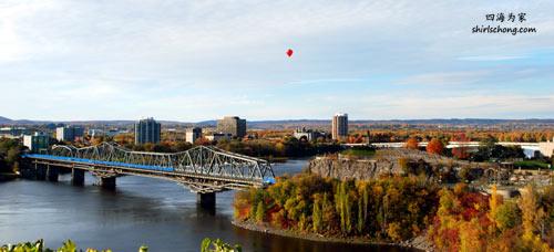 渥太华的秋天 (Autumn in Ottawa)