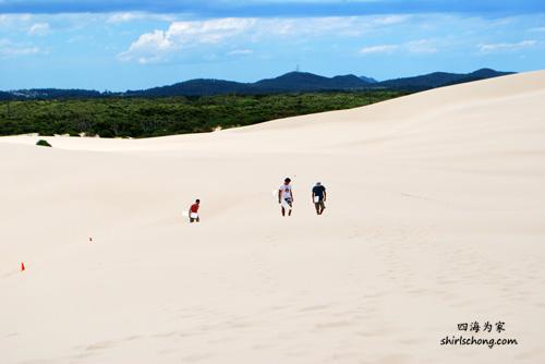 Port Stephens Sand Dunes