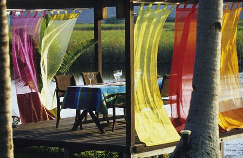 Bonton Resort (Langkawi) - Outdoor Dining